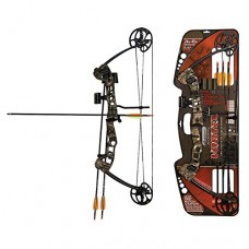Barnett Vortex 24-45Lb Compound Bow with 3 x 30-inch Arrows