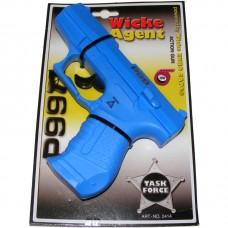 Sohne Wicke Blue P99 Police Style 18cm Plastic 100 Shot Cap Gun Pistol