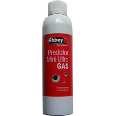 Abbey Predator Mini Ultra Gas 270ml - Suitable for All Refillable Gas BB Guns